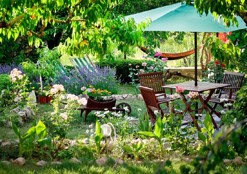 Comment aménager son jardin avant l'arrivée de l'été ?