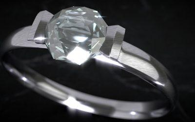 Shopping : Nos astuces pour l'achat d'une bague en diamant